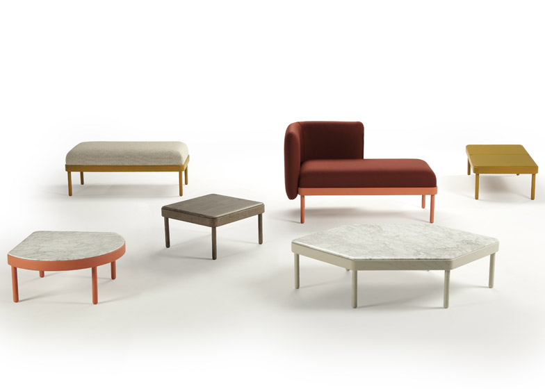 Sancal Majestic Collection Mosaico by Yonoh