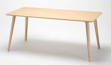 Scout by Christian Haas for Karimoku New Standard