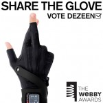 Fingers crossed... last chance to vote Dezeen!