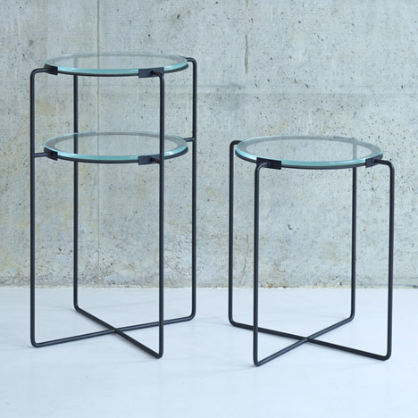 Side Table by Jasper Morrison