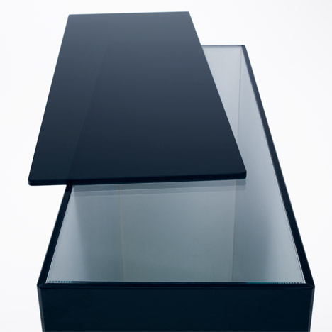 Slide by Nendo for Glas Italia