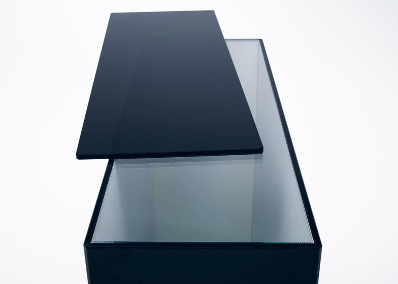 Slide by Nendo for Glas Italia