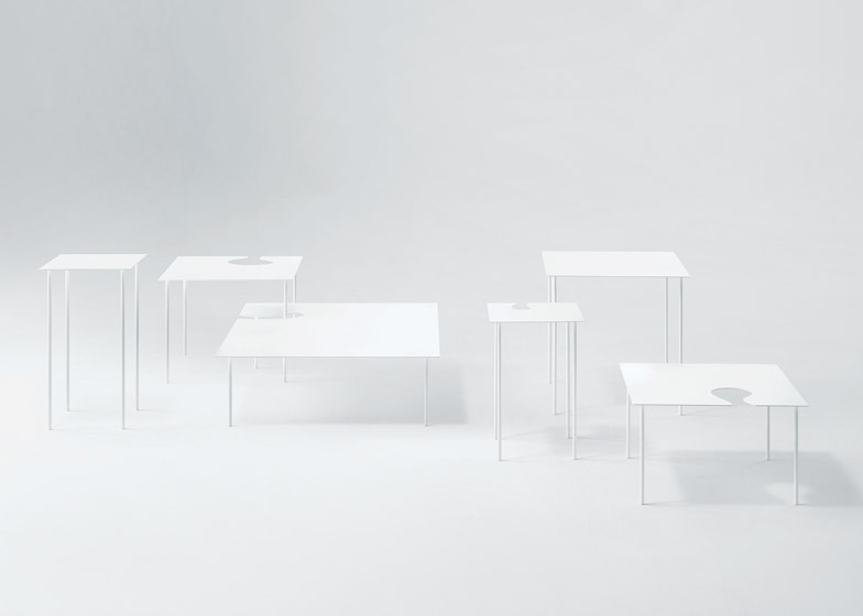 Softer than Steel collection for Desalto