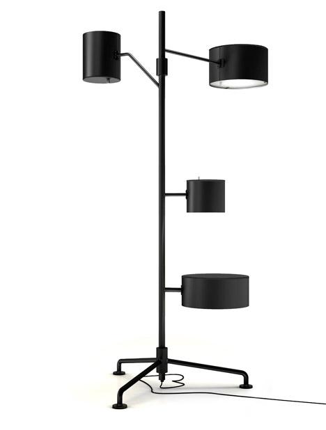 Statistocrat Floor Lamp by Atelier Van Lieshout