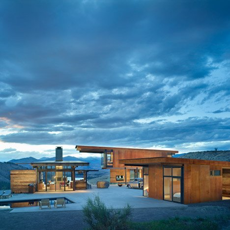 Studhorse by Olson Kundig Architects