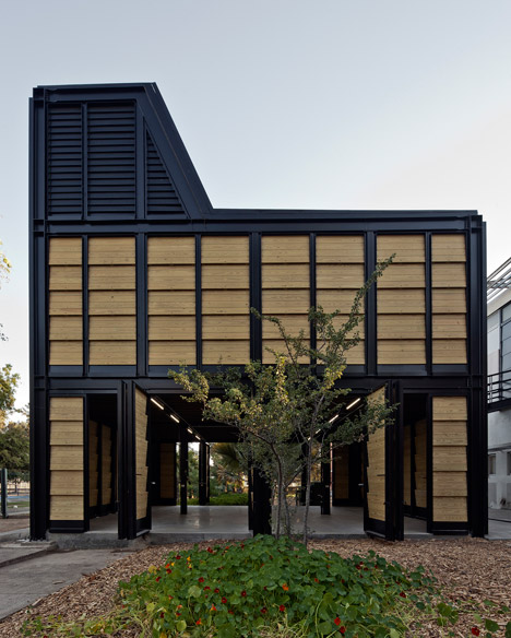 TID Annex by Atelier ARS