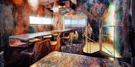 Tetchan bar by Kungo Kuma