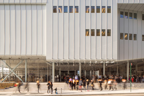 The Whitney by Renzo Piano
