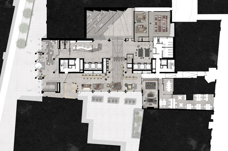 Tigg + Coll Student residence project