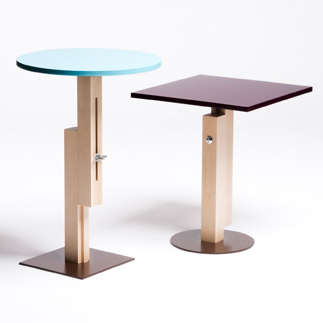 Tom Tom and Tam Tam by Konstantin Grcic