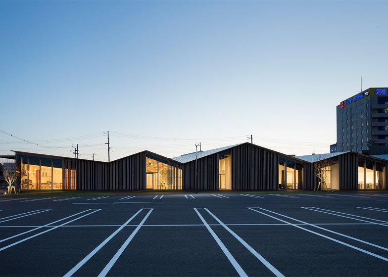Towada Kindergarten by Kengo Kuma