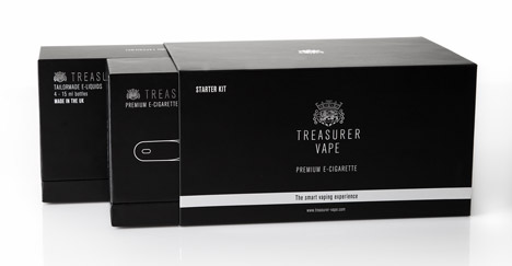 Treasurer-Vape by Mormedi