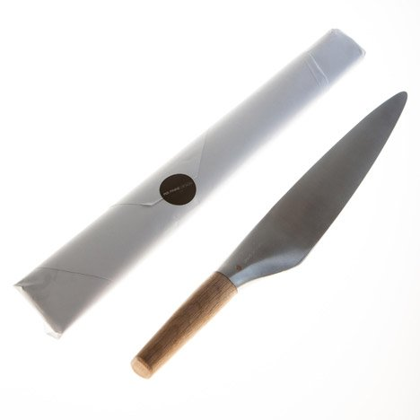 Per Finne's Umami Santoku knife combines Norwegian and Japanese design