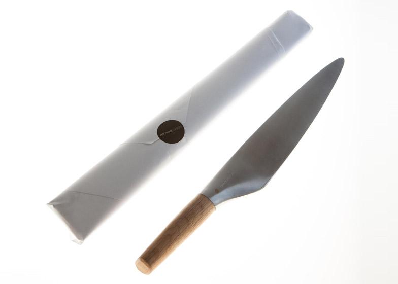 Umami Santoku knife by Per Finne