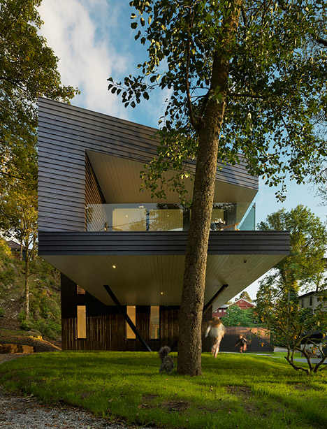 Villa S by Todd Saunders