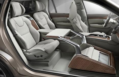 Volvo Lounge Control