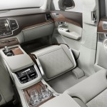Volvo unveils luxury car interior concept for chauffeur-driven executives