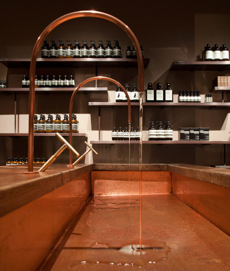 Aesop Lamb's Conduit Street by James Plumb