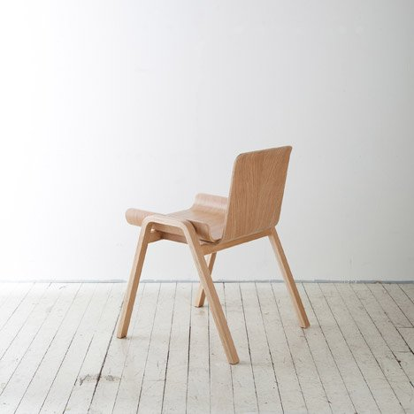 Economical Chair by Seungji Mun