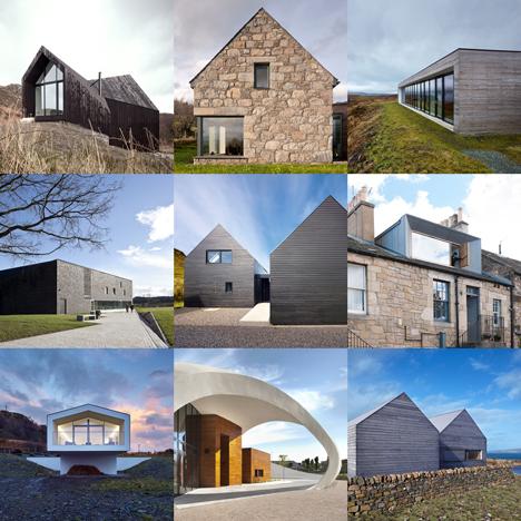 New Pinterest board: architecture in Scotland