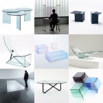 New Pinterest board: glass furniture