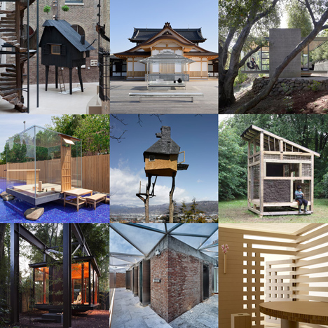 New Pinterest board: tea houses