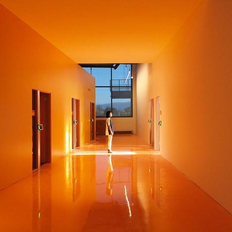 Facebook HQ Frank Gehry Dezeen