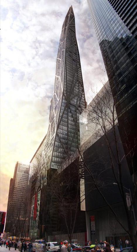 53W53 Manhattan by Jean Nouvel