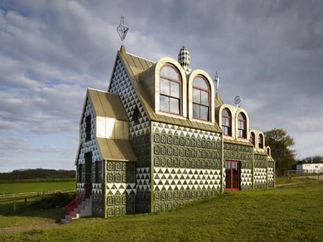 Alain de botton house project