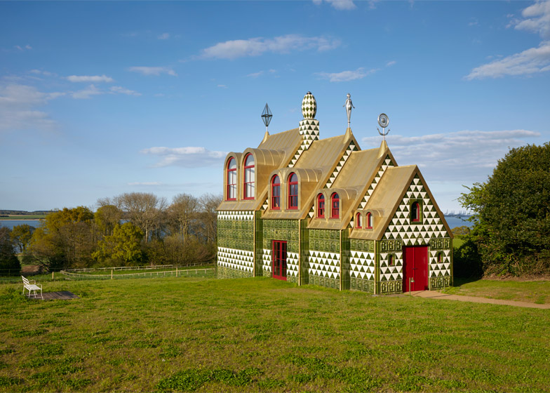 A House for Essex by FAT and Grayson Perry