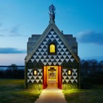 Grayson Perry and FAT reveal the elaborate interiors of their House for Essex