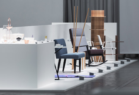 Advantage Austria Design Pioneers exhibition promo