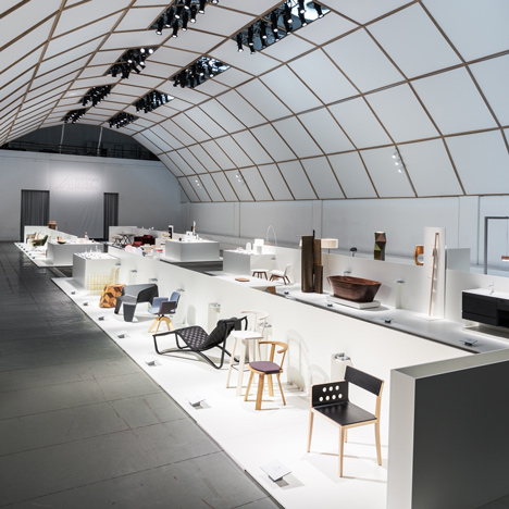 Design Pioneers exhibition showcases Austrian products in Milan