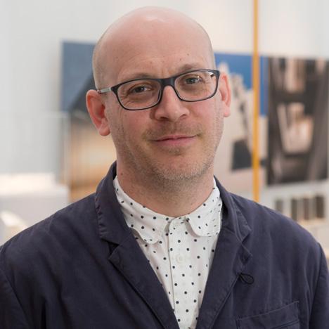Alex Milton, programme director of Irish Design 2015 - Alex-Milton_Irish-Design-2015_dezeen_01