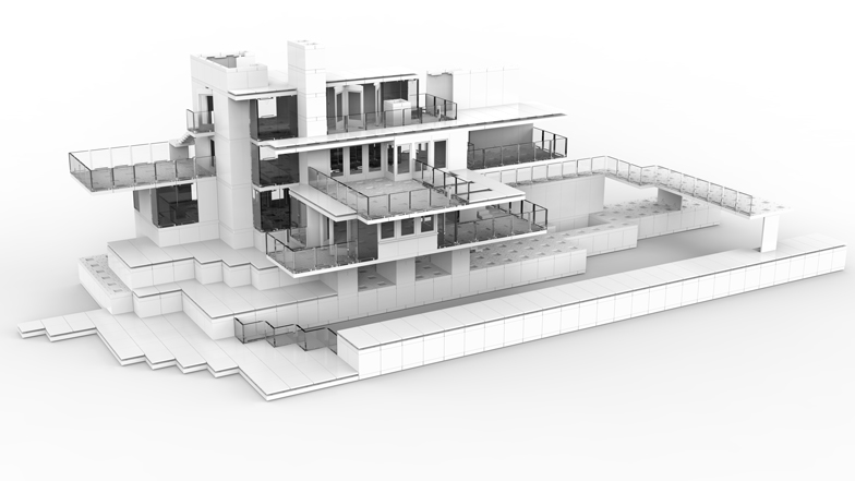 Architect's modelling system hailed as