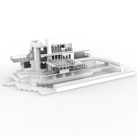 Architect's modelling system&ltbr /&gt hailed as &quotposh Lego&quot