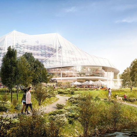 LinkedIn blocks BIG and Heatherwick's proposed Google HQ