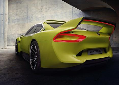 BMW 3-0 CSL Hommage concept car 2015_dezeen_10