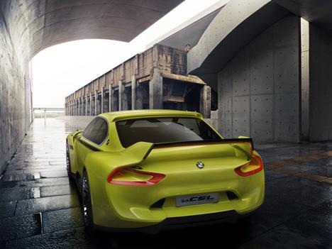 BMW 3-0 CSL Hommage concept car 2015_dezeen_4