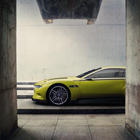 BMW 3-0 CSL Hommage concept car 2015_dezeen_6