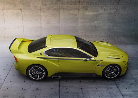 BMW 3-0 CSL Hommage concept car 2015_dezeen_8
