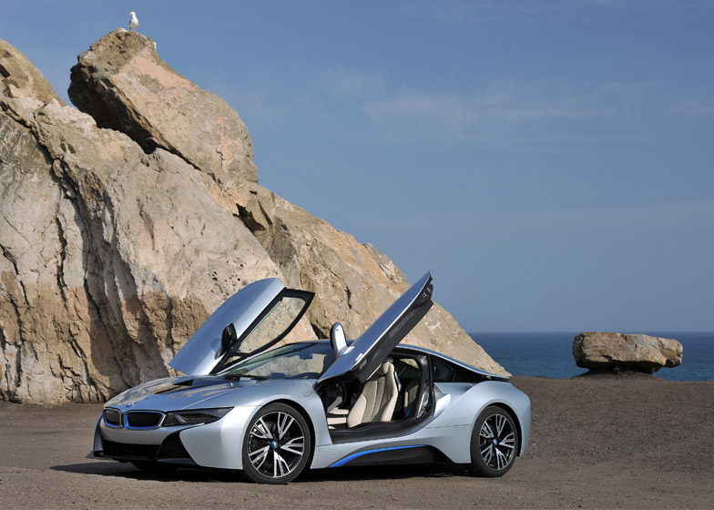 Head Of Bmw I Hybrids Have Changed Car Design Constraints