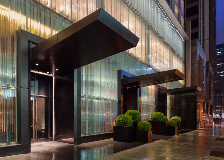 Baccarat Hotel & Residence by SOM