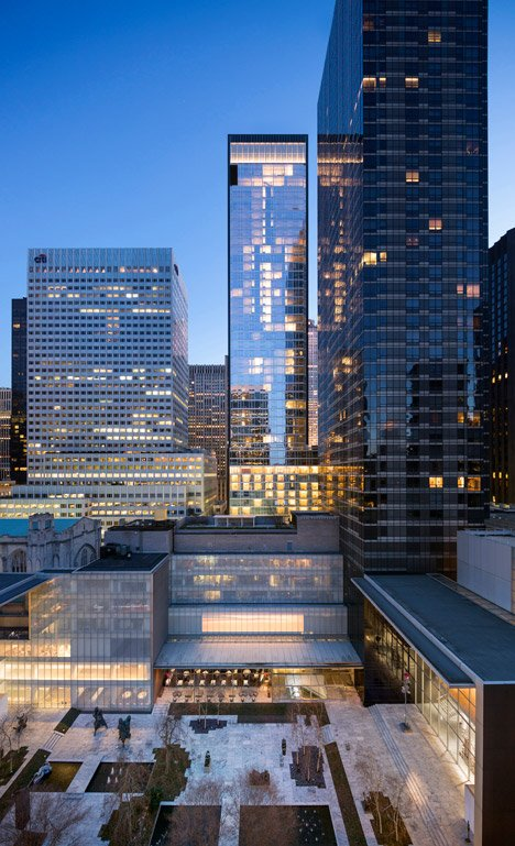 Baccarat Hotel &amp Residence by SOM