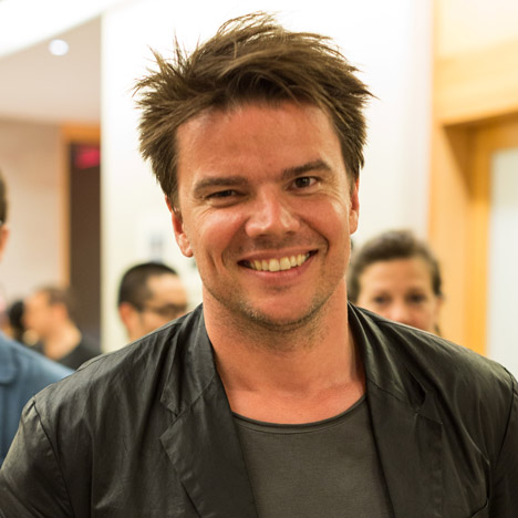 Bjarke Ingels In Our Time talk and Q&A with Beatrice Galilee