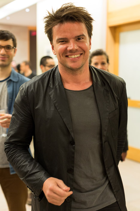 Bjarke Ingels In Our Time talk and Q&ampA with Beatrice Galilee