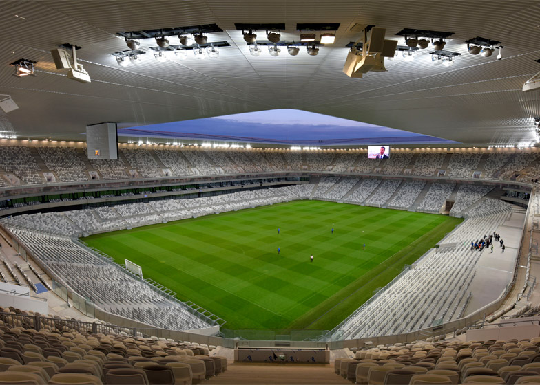 Bordeaux Stadium by Herzog & de Meuron