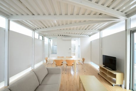 Boundary House by Niji Architects