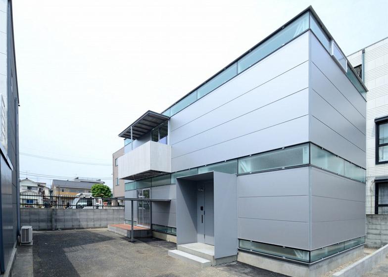 Boundary House by Niji Architects