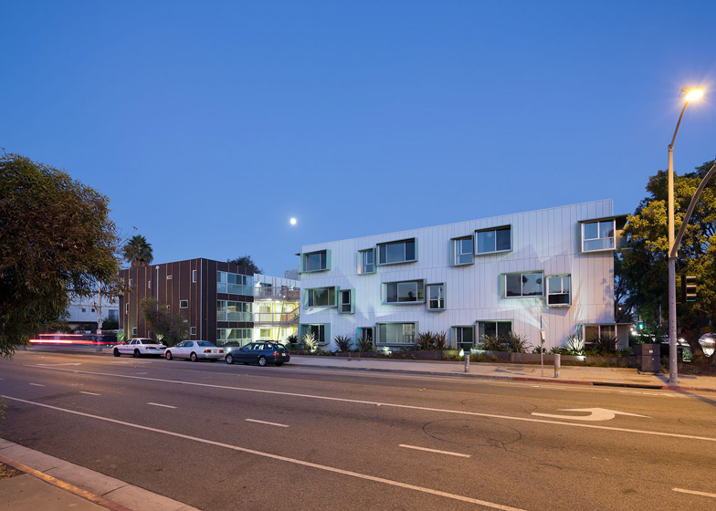 Kevin Daly builds low-cost housing community in Santa Monica